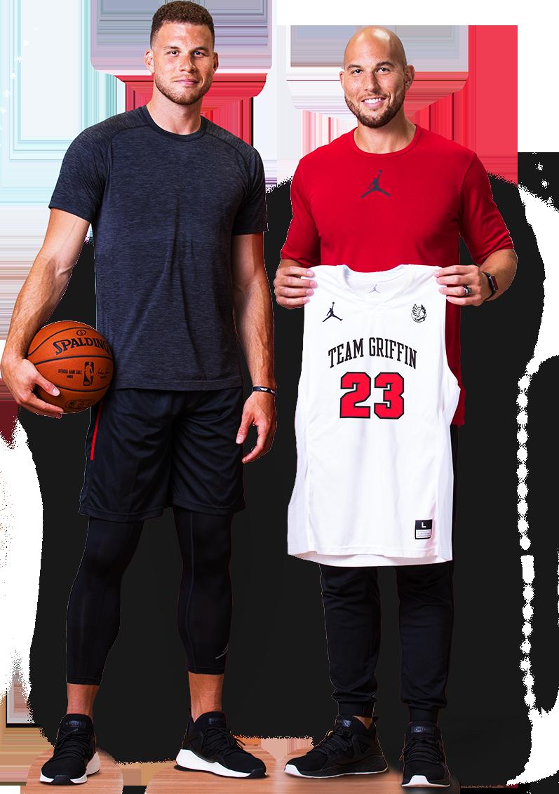 Team Griffin Basketball | Blake Griffin